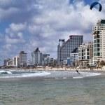 Tel-Aviv Beach — Stock Photo #2696863