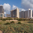 Tel-Aviv Embankment — Stock Photo