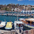 Marina In Antalya, Turkey — Stock Photo
