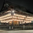 Shinto temple - Stock Photo