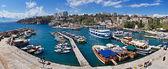 Marina antalya, türkiye — Stok fotoğraf