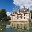 Chateau of Azay-le-Rideau — Stock Photo