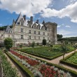Chateau de Villandry — Stock Photo