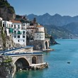 View Of Atrani — Stock Photo