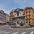 Stock Photo: PiazzTrieste e Trento, Naples