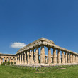 Temple Of Hera, Paestum, Italy - Foto Stock