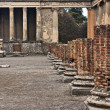 Basilicand Tribunal, Pompeii — Stock Photo #2708242