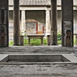 House Of The Vettii, Pompeii — Stock Photo