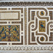 Ravello Cathedral Mosaic Decoration — Stock Photo