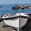 Boat at Marina Grande, Sorrento — Stock Photo
