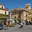 Stock Photo: PiazzSant Antonio, Sorrento