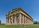 Temple Of Athena, Paestum, Italy — 图库照片