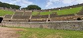 Amphithéâtre de pompéi — Photo