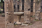 Triangular Forum, Pompeii — Stock Photo