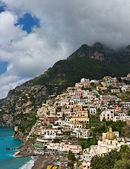 View Of Positano, Italy — Stock Photo