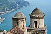 View From Villa Rufolo, Ravello, Italy — Stock Photo