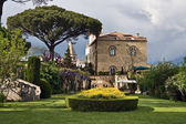 Villa Cimbrone Gardens, Ravello, Italy — Stock Photo