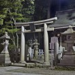Shinto Temple — Stock Photo