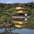Golden Pavilion Temple — Stock Photo