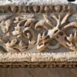 Ancient Amphitheater Decoration — Stock Photo