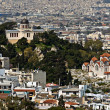 Athens Aerial View — Stock Photo