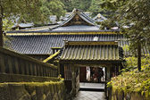 Shinto Shrine Roofs — Stock Photo