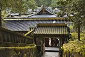 Telhados de xintoísmo santuário — Foto Stock