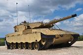 Israeli Tank — Stock Photo