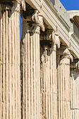 Erechtheum Columns — Stock Photo