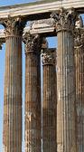 Columns of the Olympieion — Stock Photo