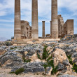 Temple Of Athena Lindia, Lindos, Greece — Stock Photo #2721387