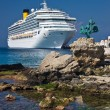 Cruise Liner — Stock Photo #2721905