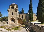 Filerimos Monastery, Rhodes — Stock Photo