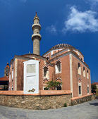 Mosque Of Suleiman The Magnificent — Stock Photo