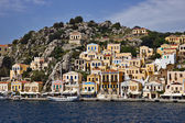 View Of Symi, Greece — Stock Photo