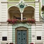 Renaissance Town Hall, Gmunden, Austria — Stock Photo
