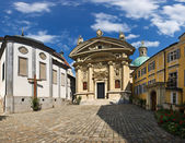 Mausoleum, Graz, Austria — Stock Photo