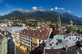 Innsbruck centrum — Stockfoto