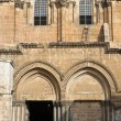 Stock Photo: Church of Resurrection facade
