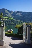 Zeller görmek Gölü, Avusturya — Stok fotoğraf