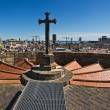 Royalty-Free Stock Photo: Barcelona viewed from the Cathedral roof
