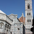 Duomo in Florence, Italy. — Stock Photo