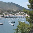 Cadaques, Mediterranean village — Stock Photo
