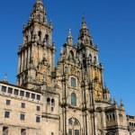 Cathedral Santiago de Compostela, Spain — Stock Photo #2928677