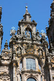Apostle Saint James. Santiago Compostela — Stock Photo
