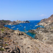 Cap de Creus, Costa Brava. Trekking - Stock Photo