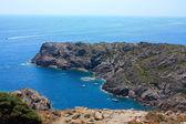 Cabo de creus, costa brava. españa — Foto de Stock