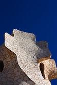 Barcelona. Casa Mila, Gaudi — Stock Photo