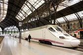 TGV. high speed train, Spain — Stock Photo