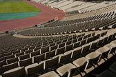 Montjuic olimpiyat stadyumu — Stok fotoğraf